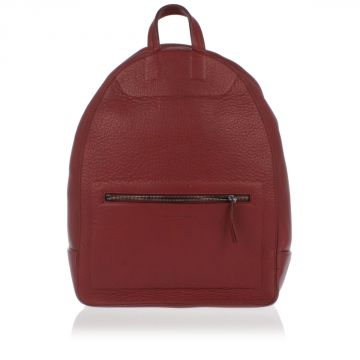 MM11 Hammered Leather Backpack