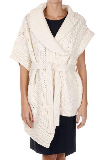 MM1 Wool Knit Cardigan