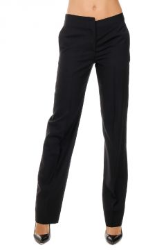 MM1 Virgin Wool Trousers with Asymmetric Waist