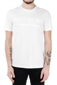 MM10 T-shirt con Stampa Logo