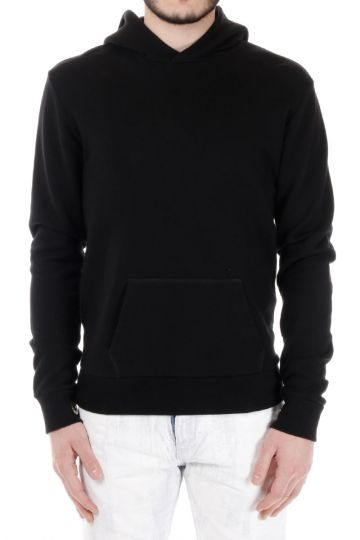 MM10 Sweatshirt with Metallic Details on the Sleeves