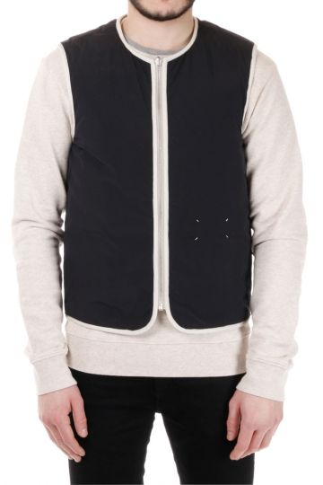 MM MALE MAN Two Coloured Gilet