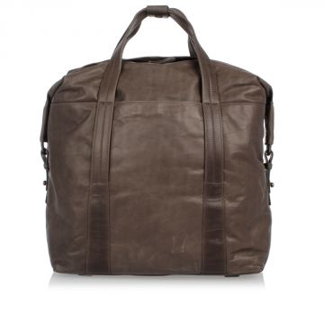 MM11 Leather Tote Bag Backpack