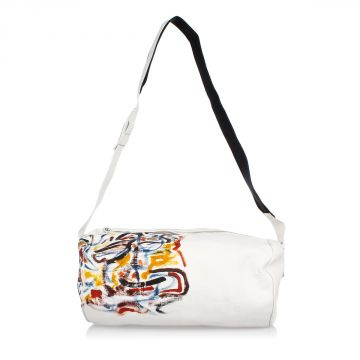 MM11 Shoulder Bag in Leather