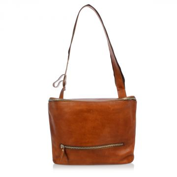MM11 Borsa a Spalla in Pelle