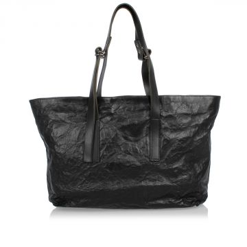 MM11 Borsa Tote in Pelle