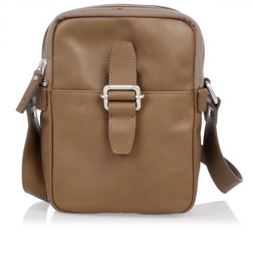 MM11 Leather Shoulder Bag