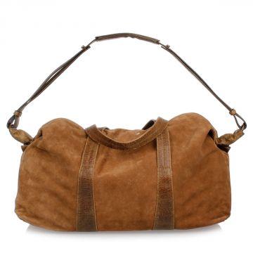 MM11 Suede leather Shoulder Bag