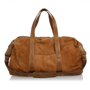 MM11 Suede leather Shoulder Bag