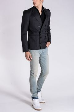 Merino Virgin Wool Jacket