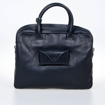 Leather Document Holder Business Bag