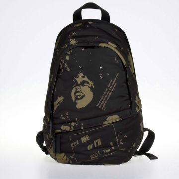 Printed back Pack
