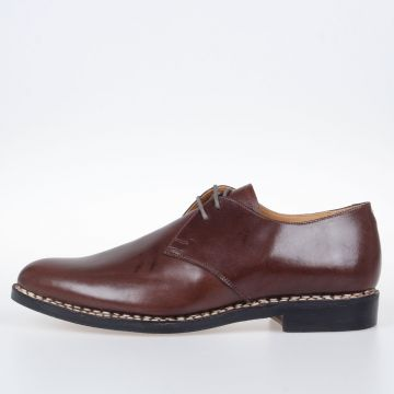 MM22 Scarpe Lace-Ups in Pelle