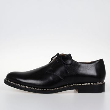 MM22 Leather Derby Shoes