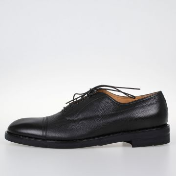 MM22 Scarpe Oxford in Pelle