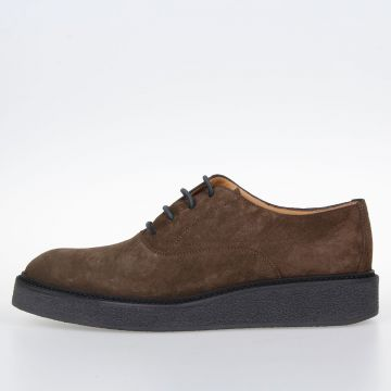 MM22 Suede Leather Shoes