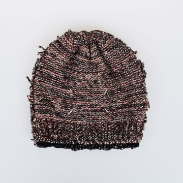 Wool Cotton Knitted Hat