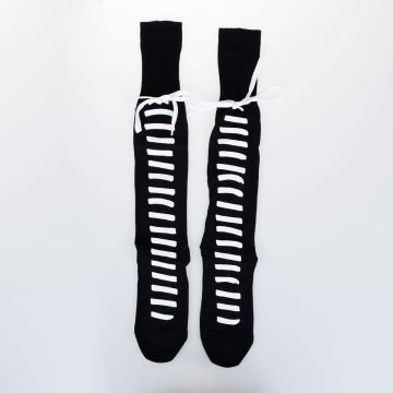 Wool and Silk BOOTLEG Socks