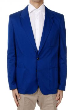 MM10 Cotton single Breasted Blazer