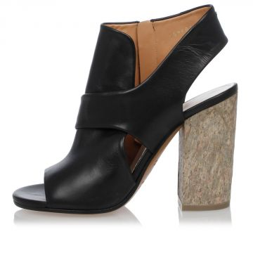 MM22 Leather Sandal 11 cm