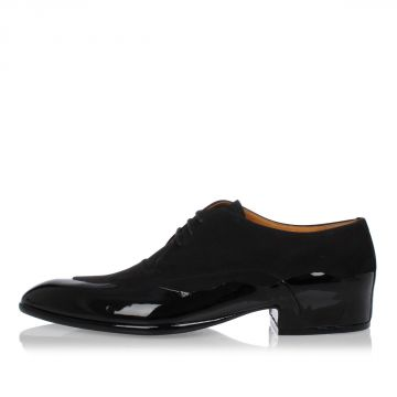 MM22 Leather Lace Up Shoes