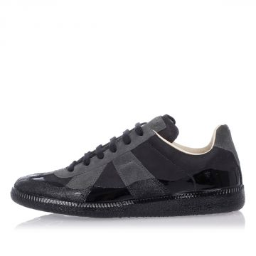 MM22 Suede Leather AVANT PREMIER Sneakers