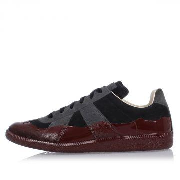 MM22 Suede Leather AVANT PREMIER Sneakers