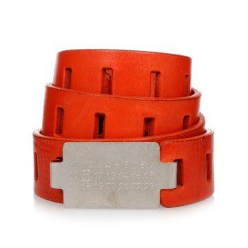 MM11 Leather Belt 3,5cm