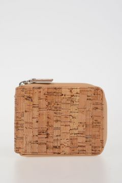 MM11 Cork Leather Wallet