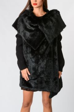 MM1 Squirrel Real Fur Jacket