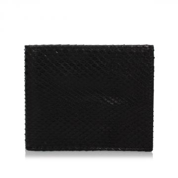 M11 Python Leather Wallet