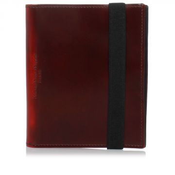 M11 Briefcase Wallet in Leather