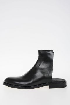MM22 Cut-Out Rear Chelsea Boots