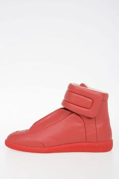 MM22 Leather FUTURE Hi-Top Sneakers