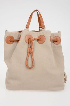 MM11 Canvas Bucket Bag