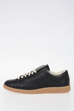MM22 Leather Low Sneakers