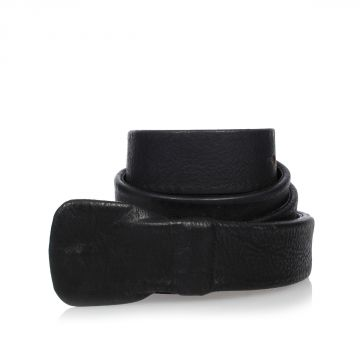 MM11 Leather Belt 3 cm