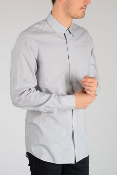 Popeline Checked Shirt