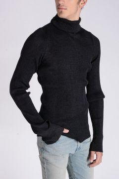 Wool Silk Long Sleeves TEE