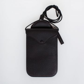 Leather Little Pochette