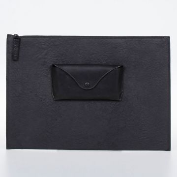 Leather POUCH Pochette