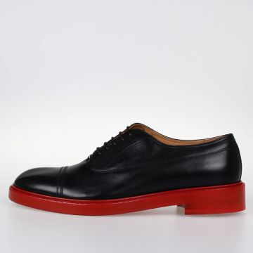 MM22 Leather Shoes LACE-UPS
