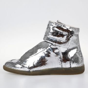MM22 Sneakers FUTURE in pelle Metallizzata