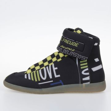 MM22 Printed Sneakers