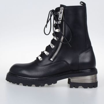 MM22 Leather Combat Boots