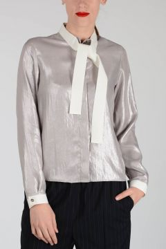 MM6 Shirt with Tie