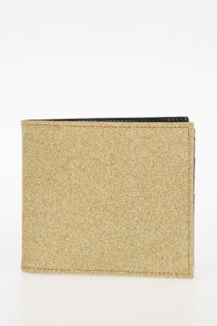MM11 Portafoglio in Glitter e Pelle