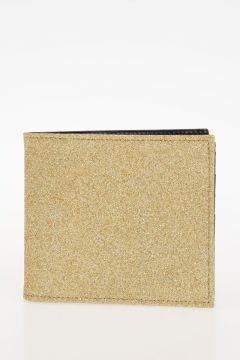 MM11 Glitter & Leather Wallet