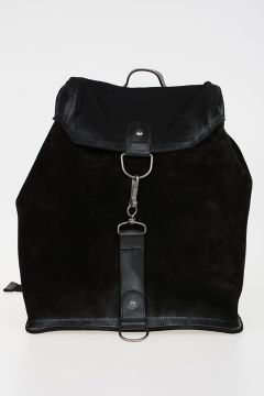 MM11 Suede Leather Back Pack