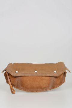 Suede Leather Pouch